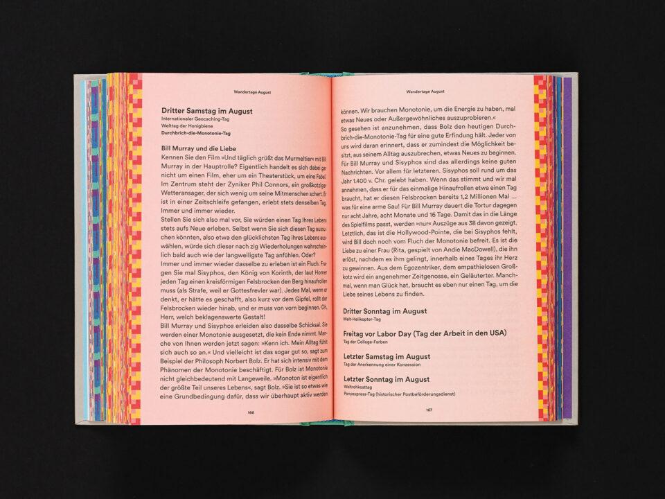 Das Welttage Buch