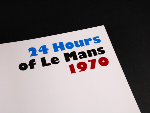 24 Hours of Le Mans 1970 (2)