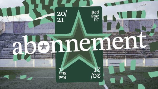 Red Star FC Season Campaign 2020/2021 – Jeu t'aime (2)