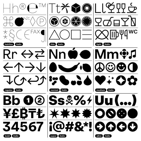 BB Casual™ Std/Pro – Typeface (7)