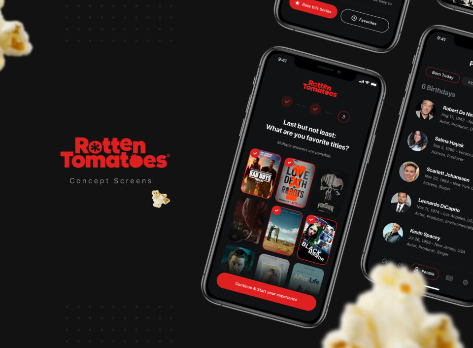 Rotten Tomatoes – App Konzept (Case Study) (1)