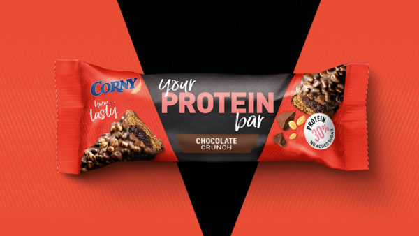 Corny Your Protein Bar – Naming & Packaging Design (1)