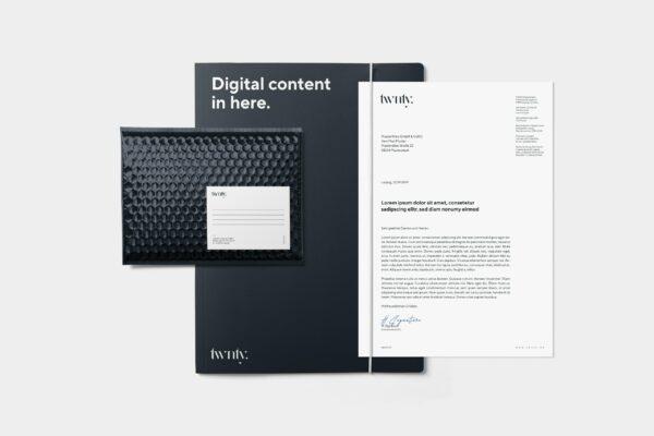 Twnty Digital – Corporate Design (2)
