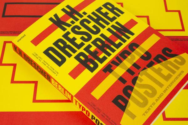 Karl-Heinz Drescher — Berlin Typo Posters, Texts, and Interviews (23)