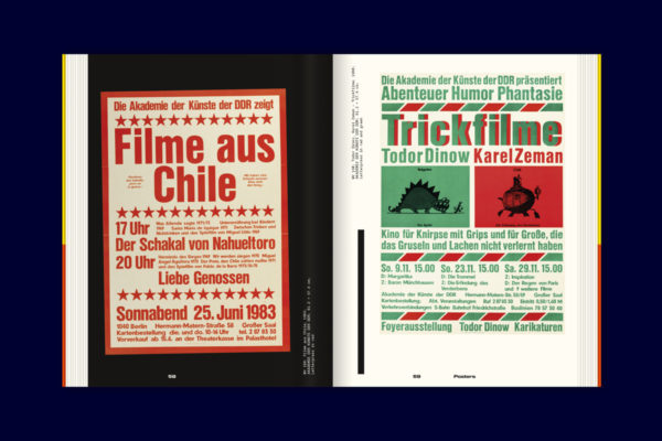 Karl-Heinz Drescher — Berlin Typo Posters, Texts, and Interviews (7)