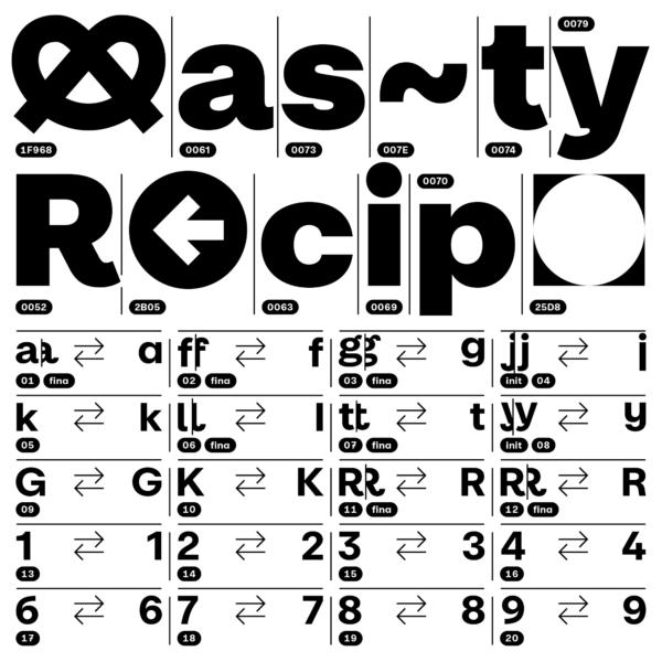 BB Casual™ Std/Pro – Typeface (3)