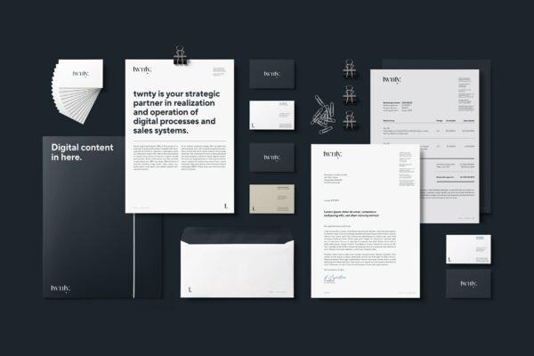 Twnty Digital – Corporate Design (3)