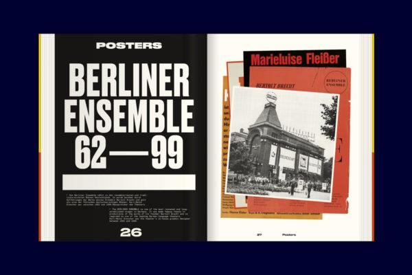 Karl-Heinz Drescher — Berlin Typo Posters, Texts, and Interviews (6)
