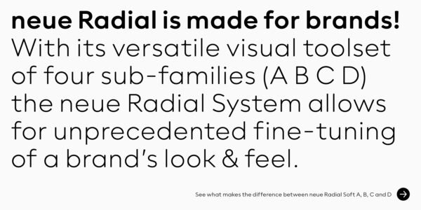 Neue Radial Soft A–D (5)