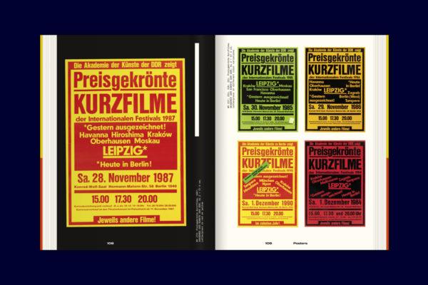 Karl-Heinz Drescher — Berlin Typo Posters, Texts, and Interviews (12)