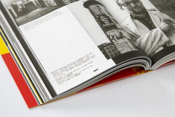 Karl-Heinz Drescher — Berlin Typo Posters, Texts, and Interviews (13)