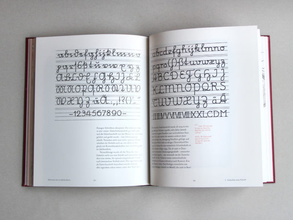 Schreibschriften – Eine illustrierte Kulturgeschichte (6)