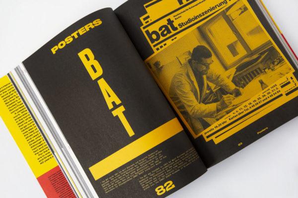 Karl-Heinz Drescher — Berlin Typo Posters, Texts, and Interviews (9)