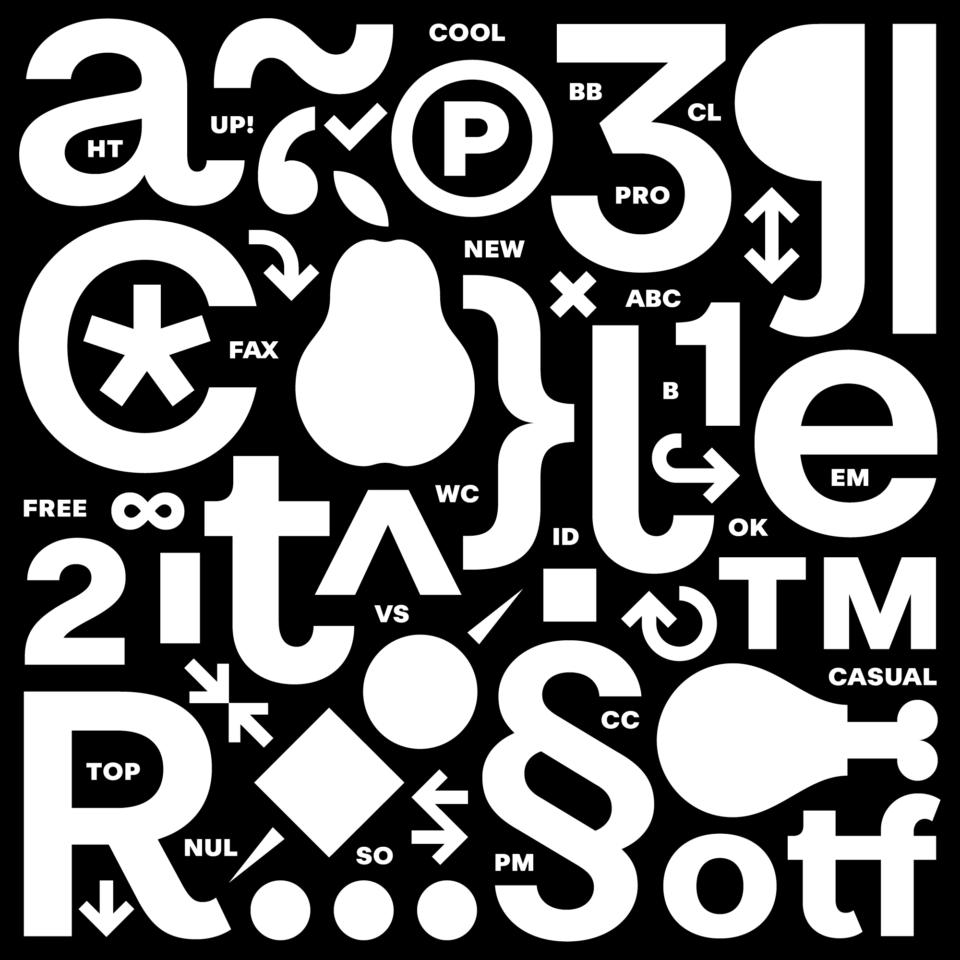 BB Casual™ Std/Pro – Typeface (1)
