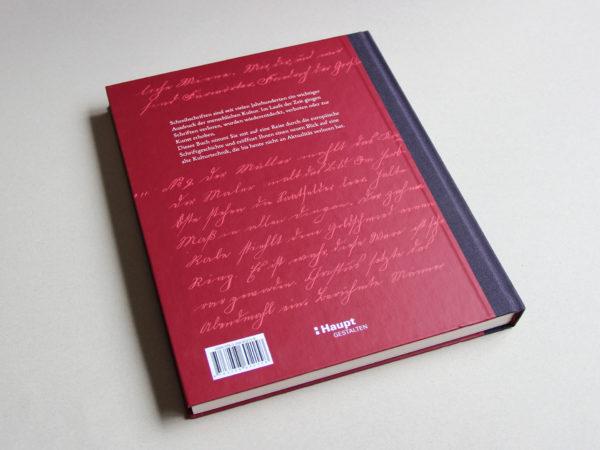 Schreibschriften – Eine illustrierte Kulturgeschichte (9)