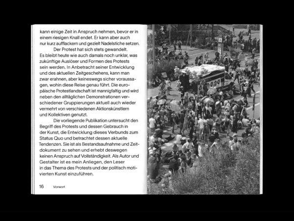Körper Raum Zeit – Die Formen des Protests in der Kunst (3)
