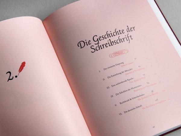 Schreibschriften – Eine illustrierte Kulturgeschichte (2)