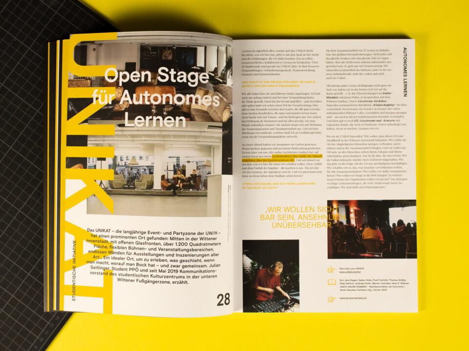 Witten Lab Magazine