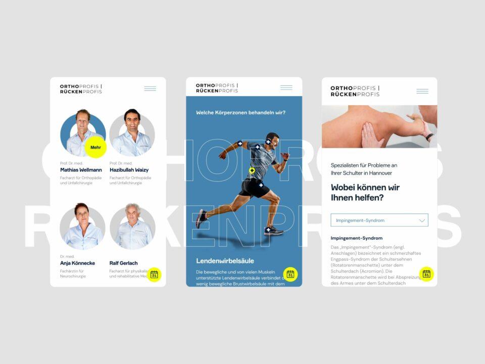 Neurochirurgen und Orthopäden in Hannover
