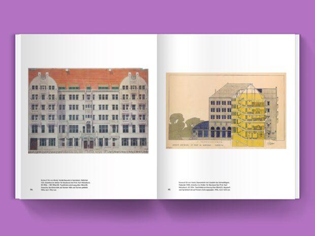 Ernst Ludwig Kirchner – Vor der Kunst die Architektur (11)