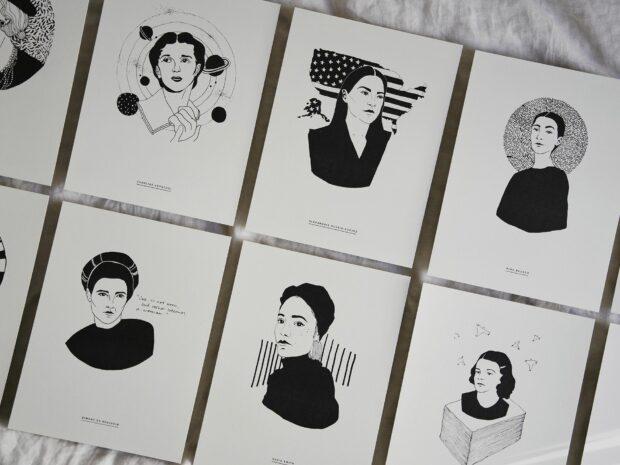 Inspiring women in history (4)