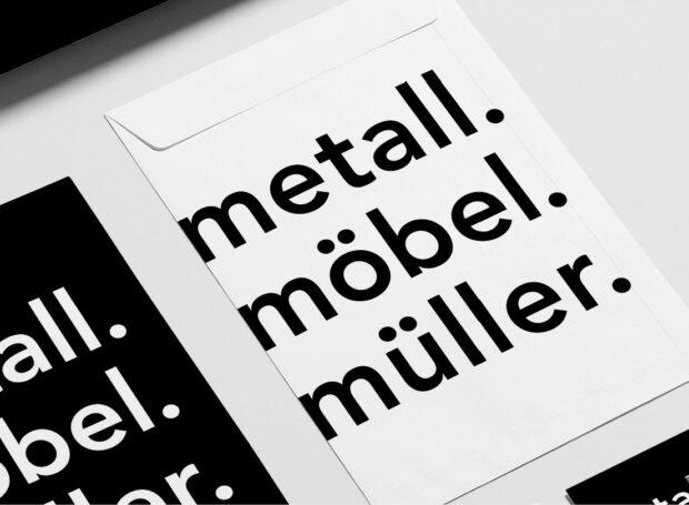 Metall. Möbel. Müller. (10)