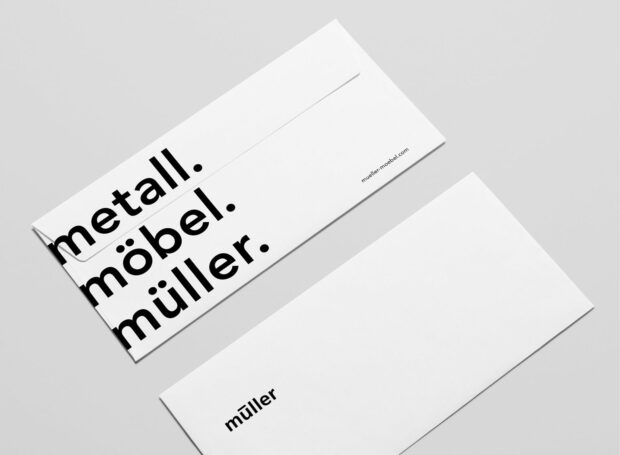 Metall. Möbel. Müller. (8)