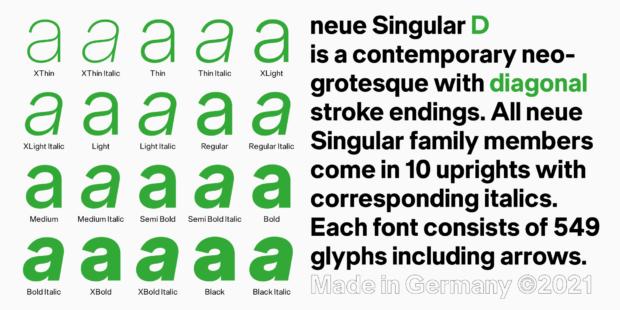 Neue Singular (8)