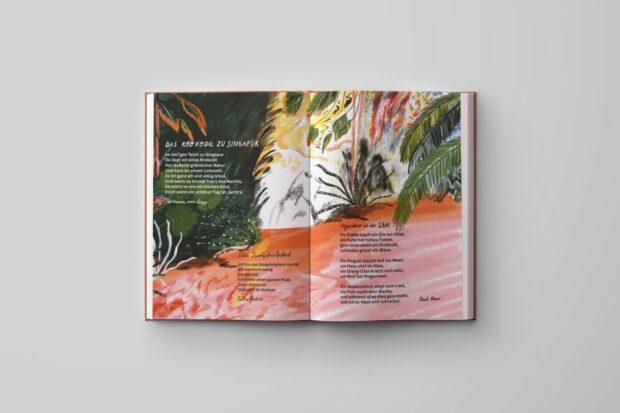 Das große Büchergilde Gedichtbuch (1)
