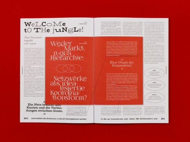 Witten Lab Magazine #2: Verbindung & Vernetzung (2)