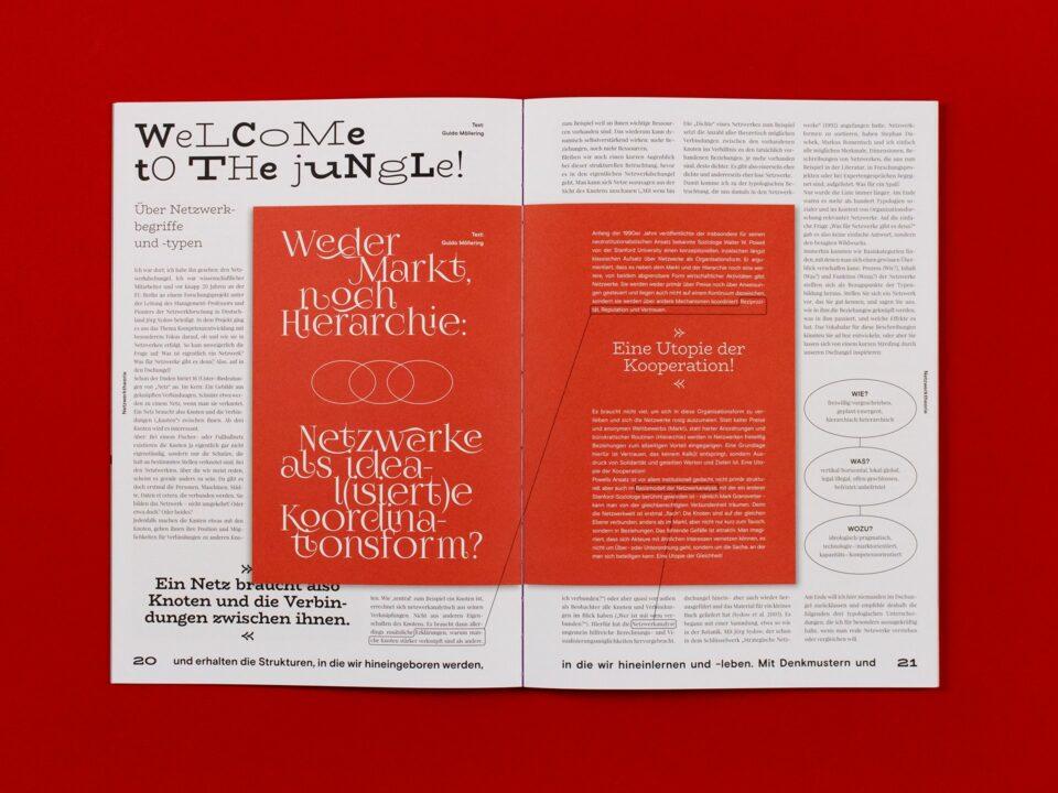 Witten Lab Magazine #2: Verbindung & Vernetzung