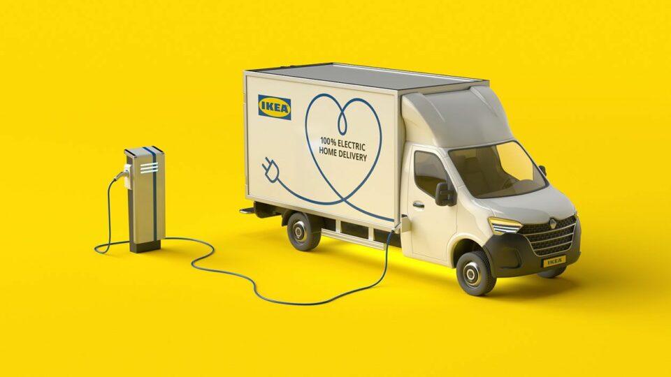 Ikea – Zero Emissions