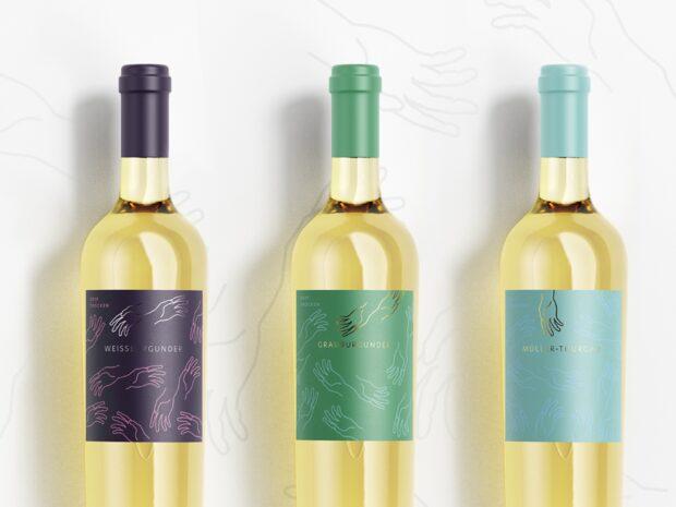 Freies Projekt fürs Weingut Weiler (2)