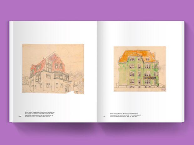 Ernst Ludwig Kirchner – Vor der Kunst die Architektur (16)