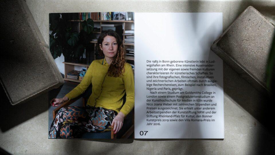 Proud #6: Nico Joana Weber