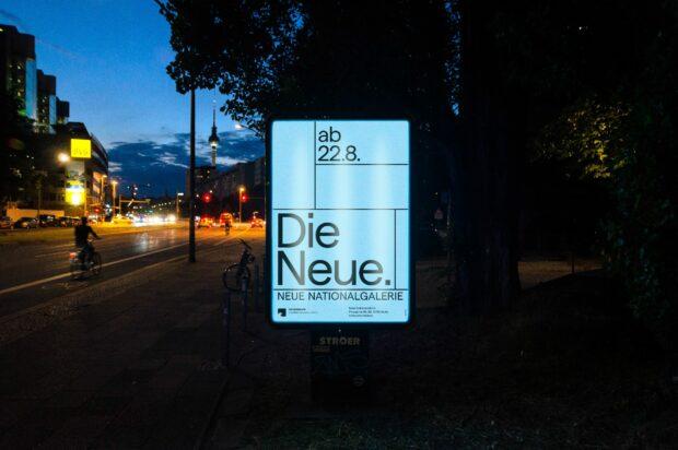 Eröffnungskampagne der Neuen Nationalgalerie Berlin (7)