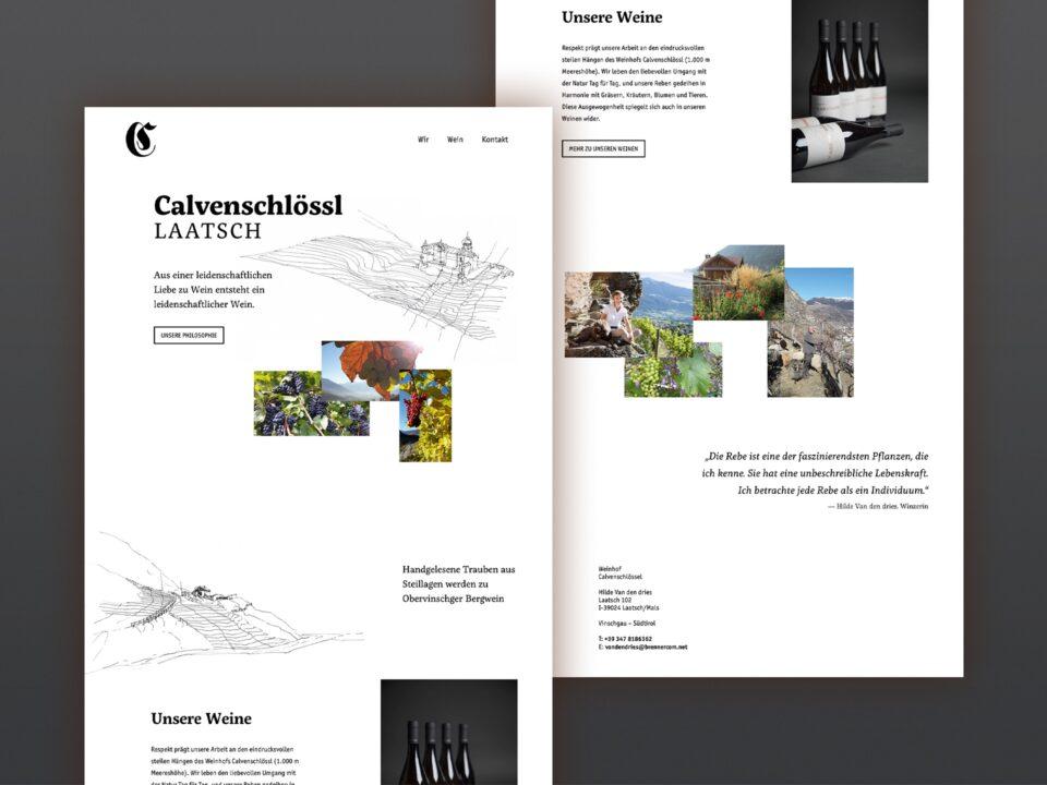 Weinhof Calvenschlössl