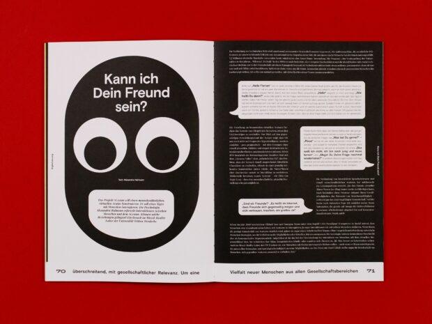 Witten Lab Magazine #2: Verbindung & Vernetzung (1)