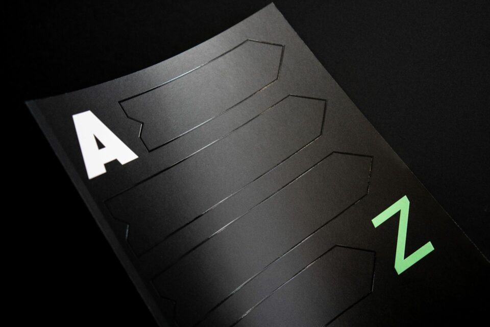 Alphartis – Imagebroschüre