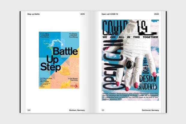 Cihan Tamti — Breakout–100 Posters Book (9)