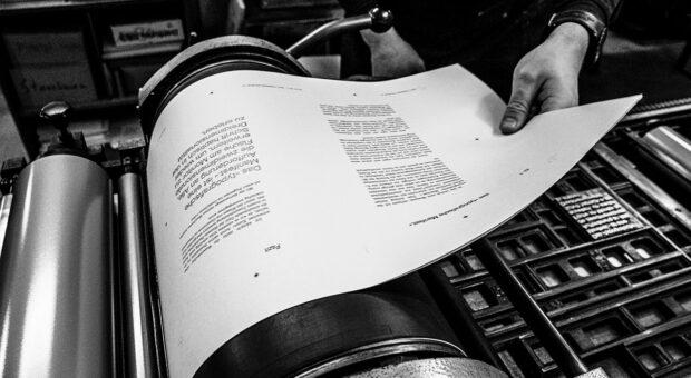 Das »typografische Manifest.« (15)