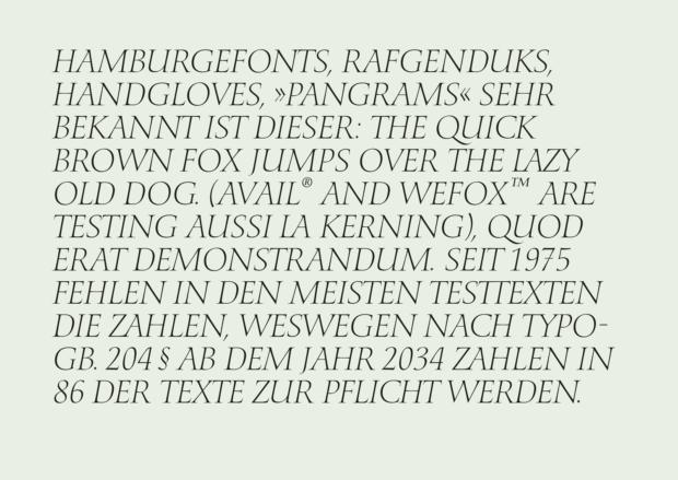 Humanista – A human font (6)