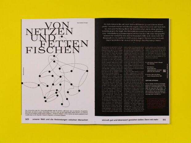 Witten Lab Magazine #2: Verbindung & Vernetzung (3)