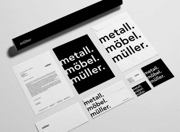 Metall. Möbel. Müller. (9)