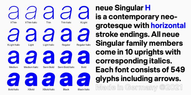 Neue Singular (7)