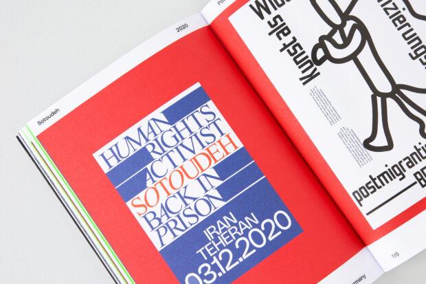 Cihan Tamti — Breakout–100 Posters Book (8)