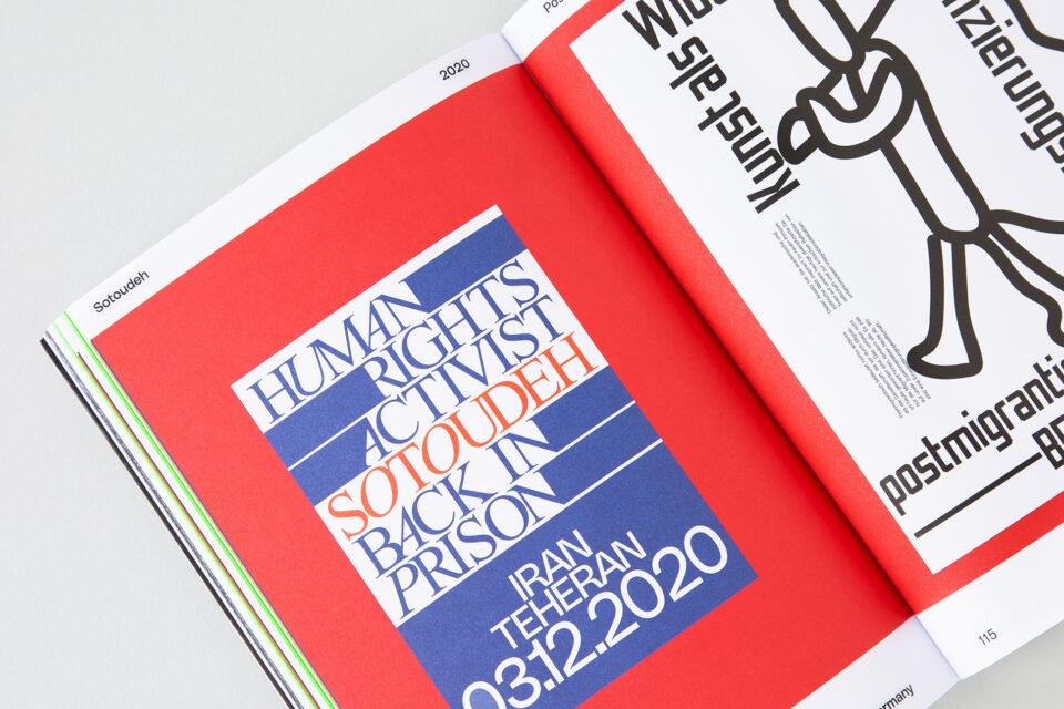 Cihan Tamti — Breakout–100 Posters Book