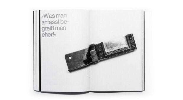 Das »typografische Manifest.« (4)