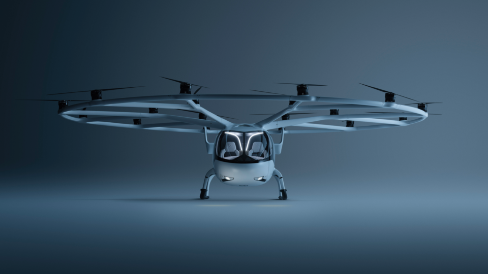 Volocopter – Connecting Perspectives