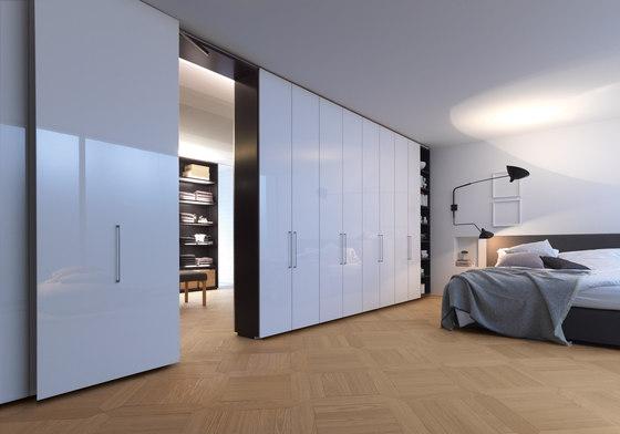 Interl bke innovative luxusm bel ohne b mmelchen und for Different types of wardrobe designs